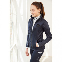 Kingsland Aziza Ladies Fleece Jacket, tummansininen