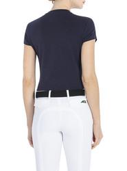 Equiline Clarenc T-paita, tummansininen