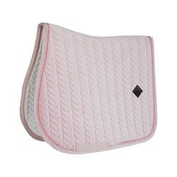Kentucky Velvet Pearls satulahuopa, este/yleis, vaaleanpunainen