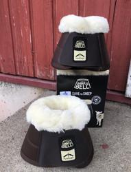Veredus STS Safety-Bell bootsit, ruskeat