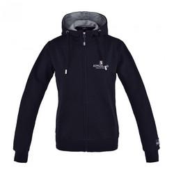 Kingsland Classic Sweat Jacket Unisex, navy