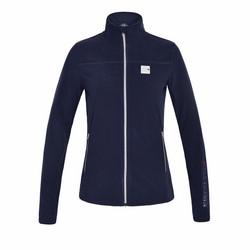 Kingsland Marina Ladies Micro Fleece Jacket, beige ja tummansininen