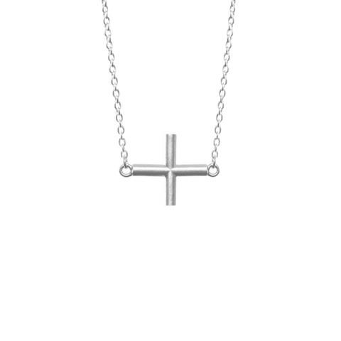 The Cross necklace by Sini Kolari