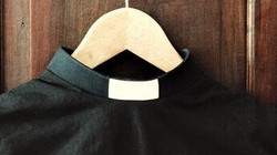Tab collar for clerical shirt