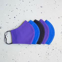 5 kpl Pyhävaatteen kangasmaskeja