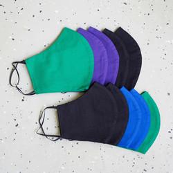 10 kpl Pyhävaatteen kangasmaskeja
