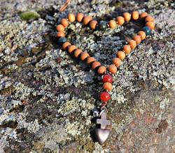 Hope prayer bead