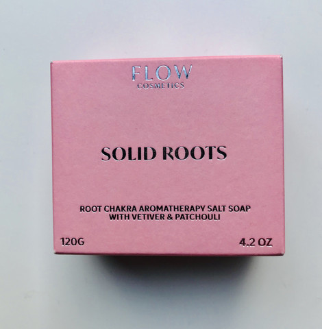 SOLID ROOTS - Saippua 120g