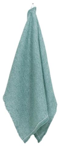 TERVA käsipyyhe 48x70 cm, 68/valko-vihreä haapa