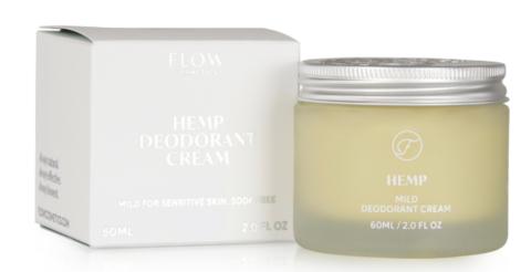 Hemp Deodorant Cream-deodoranttivoide.