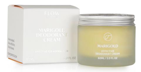 Marigold Deodorant Cream-deodoranttivoide.
