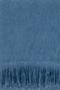 SAAGA UNI villahuopa 130 x 170cm Sininen