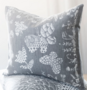 Aamos sohvatyynynpäällinen harmaa