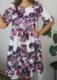 Garden Dream Dress , Purppura