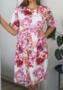 Garden Dream Dress , Pinkki