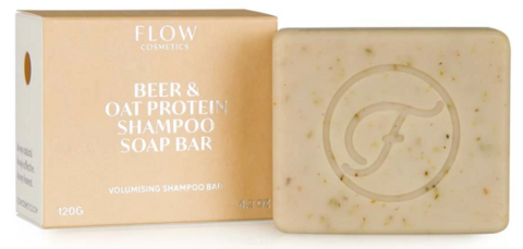 Beer & Oat Protein  shampoo saippuapala