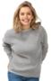 KASKI Naisten ribbineule Väri: Light Grey
