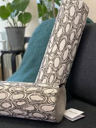 Halko-tyyny. Väri:Valkoinen/t Harmaa