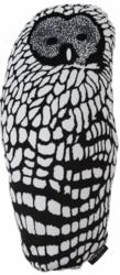 Halauspöllö Tyyny musta valkoinen