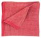 USVA servietti, 100% pesty pellava väri: punainen