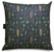 Otavan Otso tyynynpäällinen 45 x 45 cm, Dk Grey