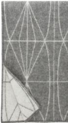 KEHRÄ villahuopa 130x180cm.Väri: Harmaa-Valkoinen