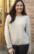 WARM short knit, ribbineule Väri: v.beige