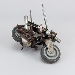 Bob Pasterkamp  Moottoripyörä