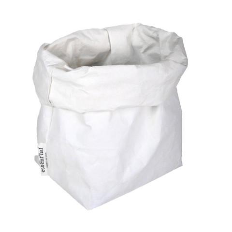 Essent'ial paperipussukka iso valkoinen 62cm