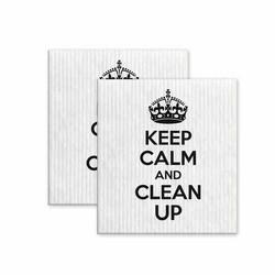 Keep Calm tiskirätti 2 kpl