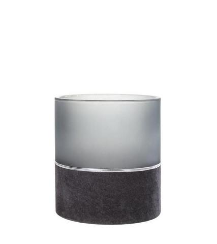 Tuikkukuppi 8 cm harmaa
