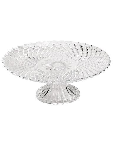 Kakkuvati lasia timanttikuviolla