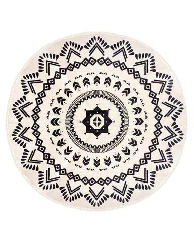 Pyöreä matto Nomadic 120 cm