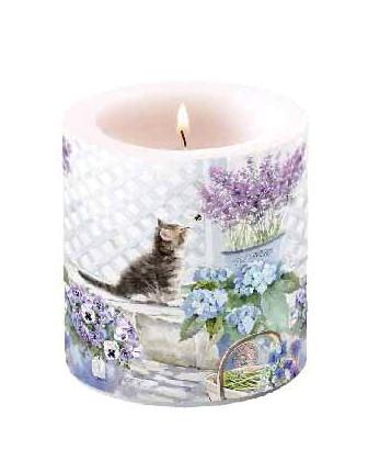 Kynttilä Kissanpentu 10 cm