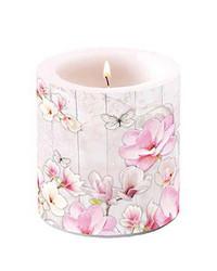 Kynttilä Magnolia 10 cm
