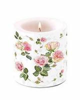 Kynttilä Ruusut 10 cm