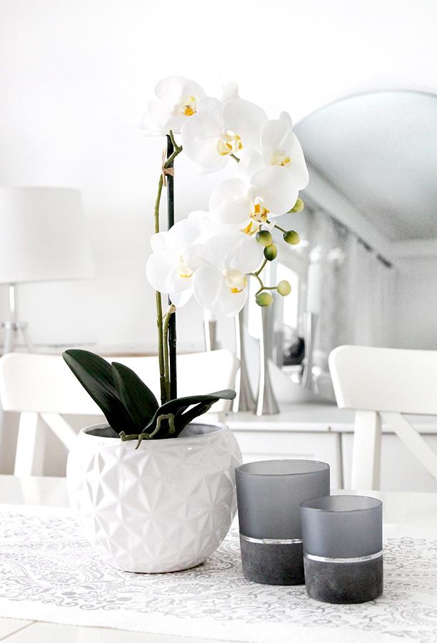 Teko-orkidea, olohuone- Sisustusliike Cimla Interior - sisustusverkkokauppa