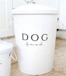 Koiranruoan säilytysastia