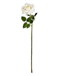 Ruusu valkoinen tekokukka