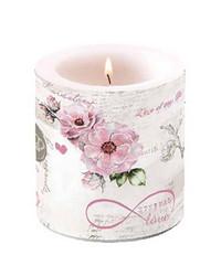 Kynttilä Love 10 cm