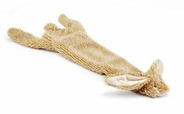 Flatino littana pehmojänis vaaleanruskea 52cm
