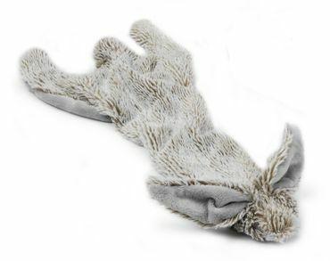 Flatino littana pehmojänis vaaleanharmaa 52cm
