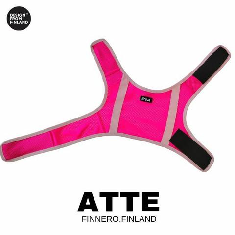 Finnero Atte huomioliivi XL