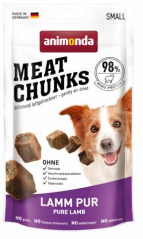 Meat Chunks Lammas 60g