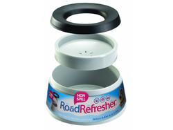 Road Refresher koiran läikkymätön vesikuppi pieni