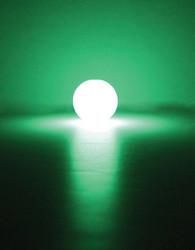 Chuckit! Max Glow - pimeässä hohtava pallo L-koko
