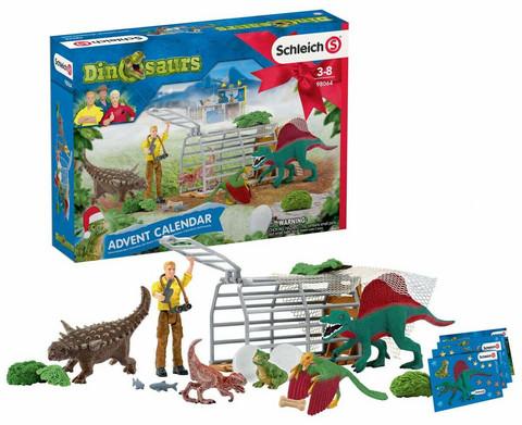 Joulukalenteri dinosaurukset 2020 Schleich