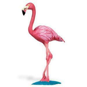 Flamingo Safari ltd tuotannosta poistunut väritys