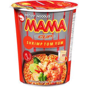 MAMA cup katkarapu Tom Yum