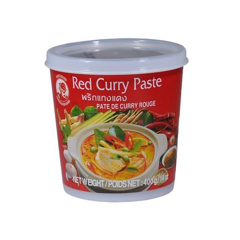 Punainen curry tahna 400g